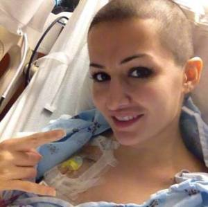 Support Karine's fight against stage 4 Lymphoma