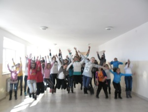After School English Program at Dsegh Village