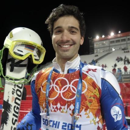 Arman Serebrakian - Sochi 2014