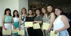 WEP Graduates Dinner