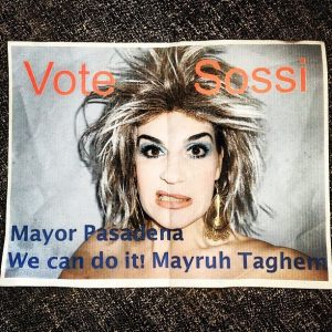 Vote for Sossi