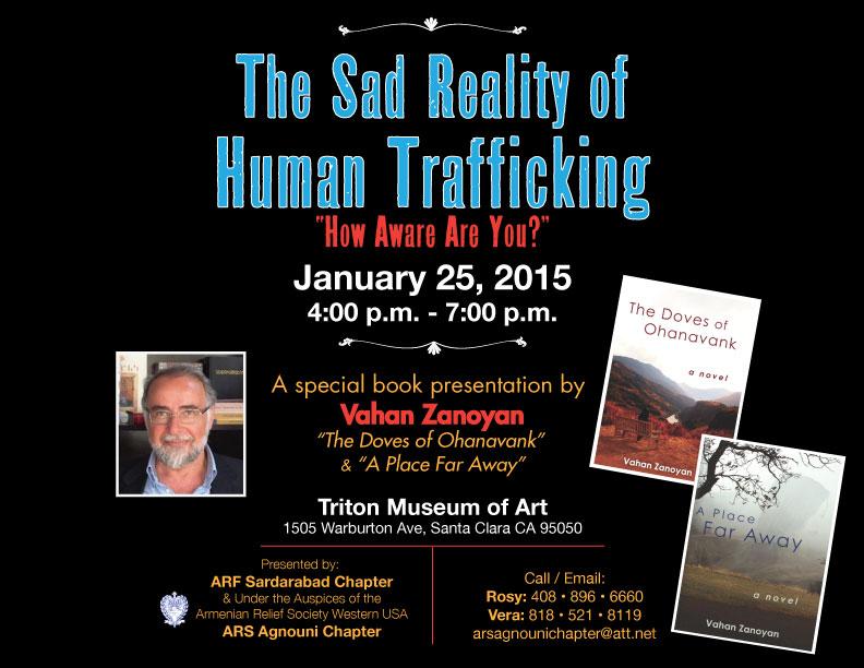 Book Presentation by Zanoyan_Jan 25 at Triton Museum