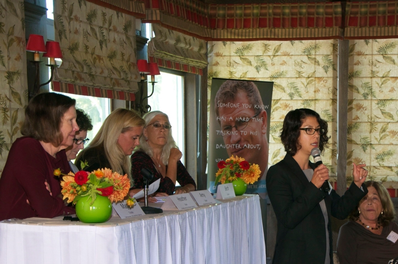 Panel discussion, PPNorCal Leadership Summit, Fall 2014