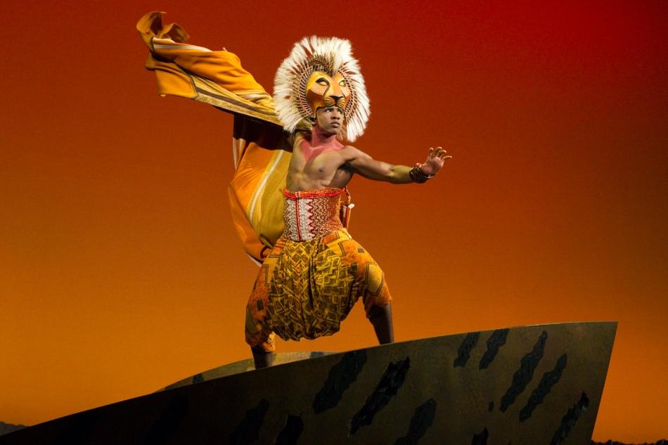 Lion King NY