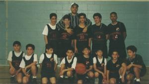 David Basketball
